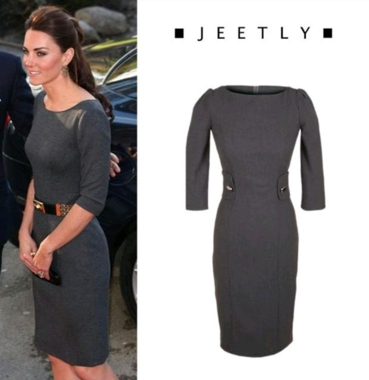 Steal Kate Middleton S Style Our Amanda Dress Is On For One Week Only