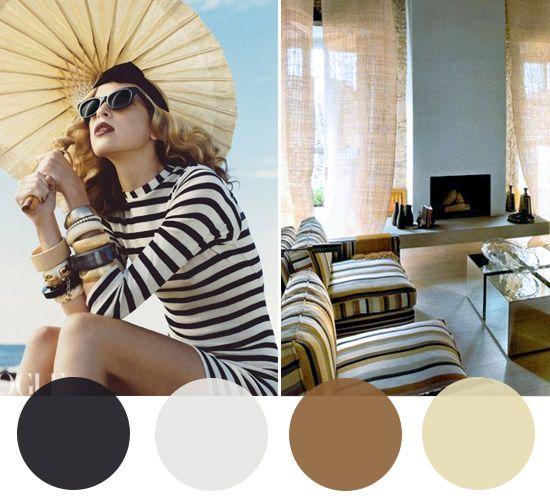 color pattern, summer, black, brown,