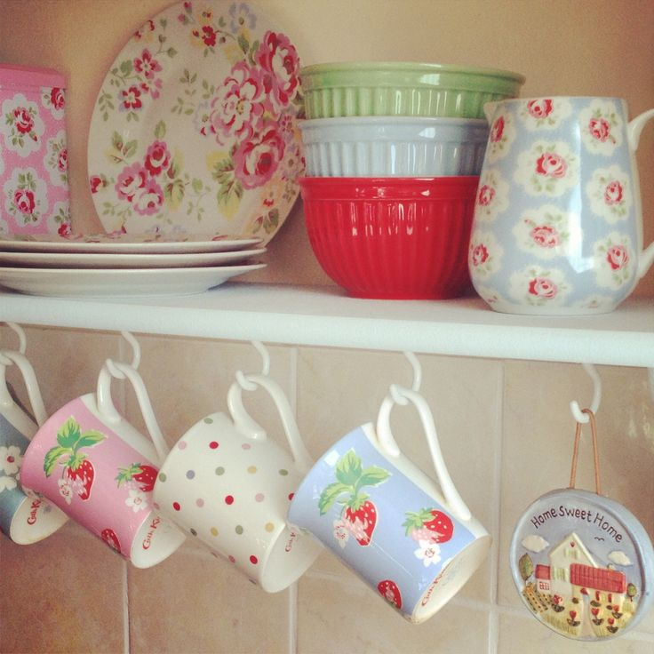 17 best images about cath kidston style home on for Cath kidston kitchen ideas