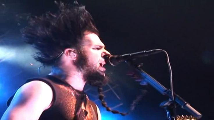 Static-X - Black And White [Cannibal Killers Live]