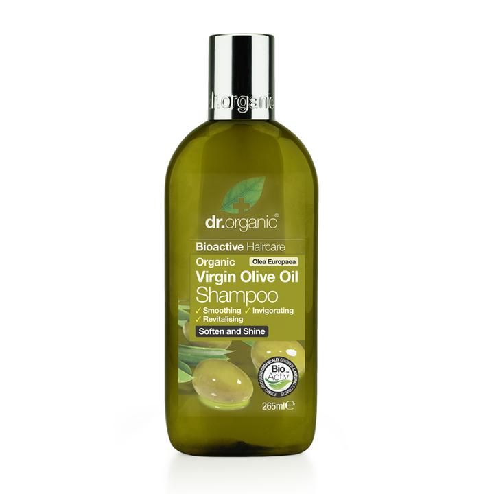 Olive Oil Shampoo 265ml Dr Organic Olive Oil Shampoo Olive Oil Conditioner Oil Shampoo