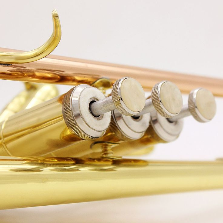 Only US$86.68, Trumpet Bb B Flat Brass Phosphor Copper Exquisite with - Tomtop.com