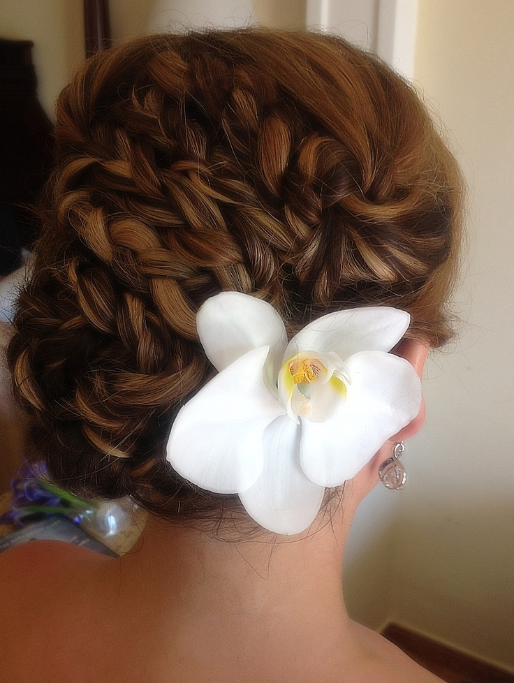 14 best prom hairstyles for short hair images on pinterest for Adalia salon westbrook me