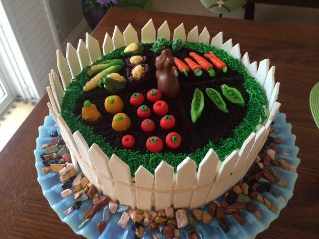 Easter Carrot Cake Pinterest
