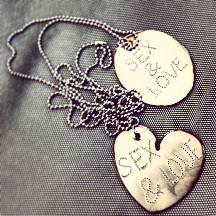Handmade jewellery for the Sex & Love Tour of Enrique Iglesias!