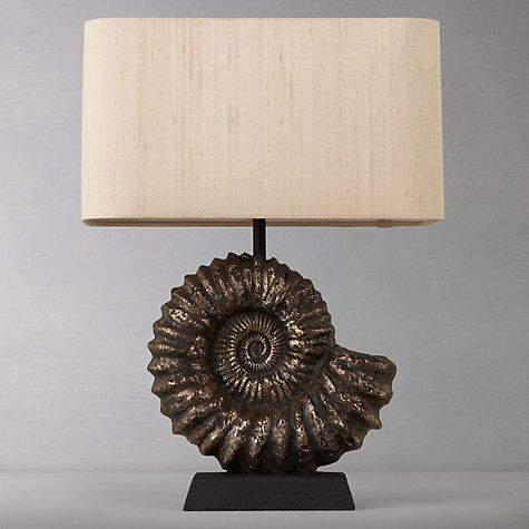Buy David Hunt Ammonite Table Lamp Online at johnlewis.com