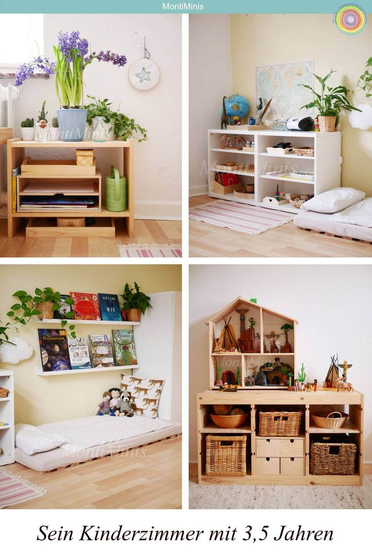 Pépinière Michels à 3,5 ans   – Kinderzimmer Inspiration | Playroom Ideas