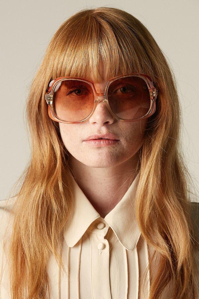 Vintage 1970's Lanvin Sunglasses