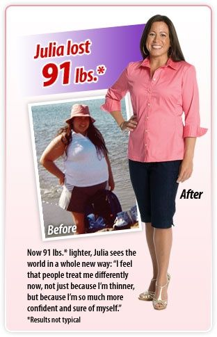 alli weight loss advertisement