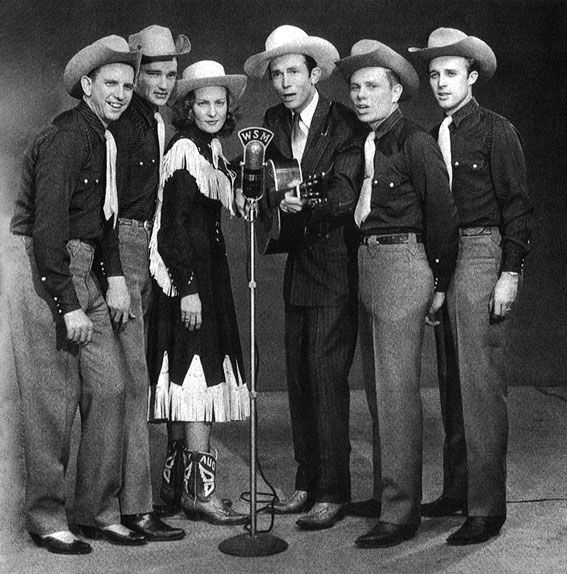 "Hank Williams & His CowFolk Gang The Hank Williams Festival ~35th Annual ""Salute To A Legend"""