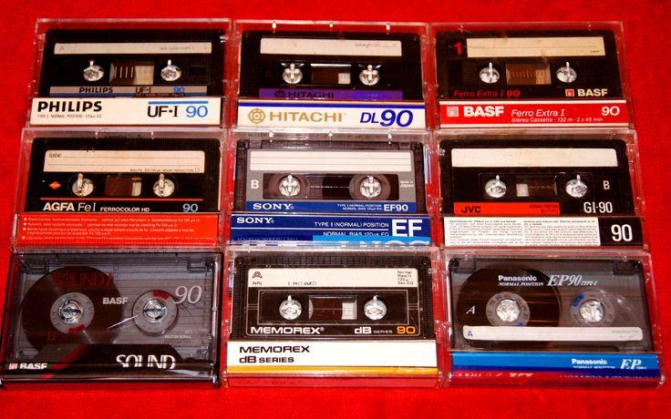 пленки, ностальгия, память, ретро, Аудиокассеты, фон