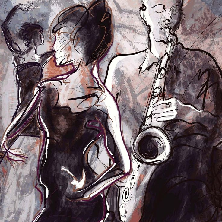 Jazz πάντα με χορεύτριες