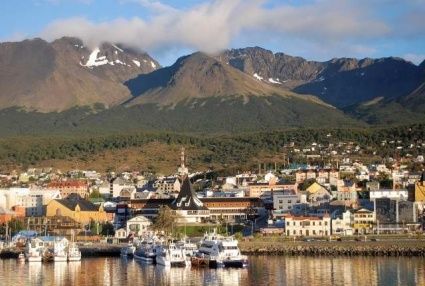 Ushuaia Argentina - A little city at the bottom of the world.