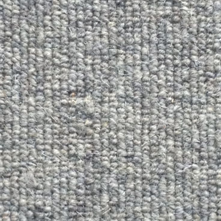 Allfloors Blenheim 276 Nickel Plain 100 Wool Grey Loop