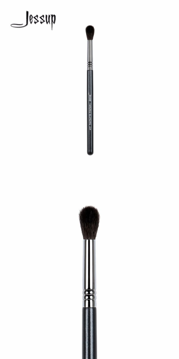 Jessup brushes Professional Face Makeup Brushes Eye Shadow Small Tapered Blending 224