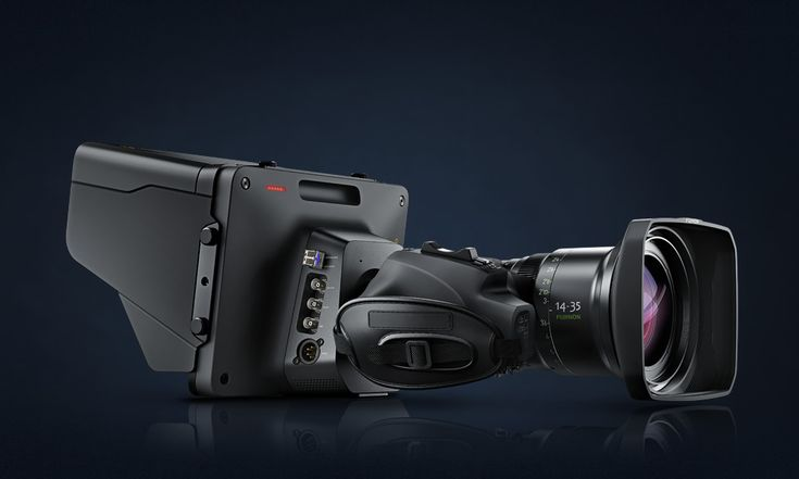 #Blackmagic does it again!  Announcing the world's smallest broadcast camera #studiocamera