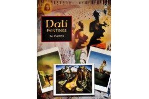 Набор открыток: Картины Дали
