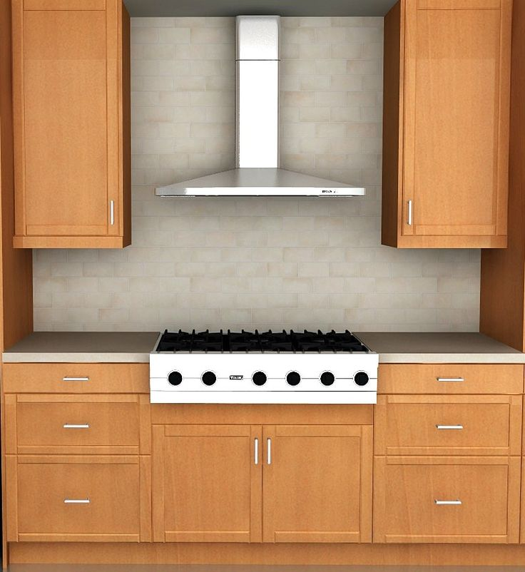 Youu0027ll Need This IKEA Kitchen Cabinet Hack If You Want A Range Top