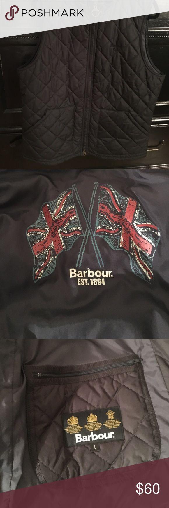 ⚡️SALE ⚡️Barbour Vest Black Bosun Gilet Vest. Perfect Condition. Reasonable offers welcome! Barbour Jackets & Coats Vests