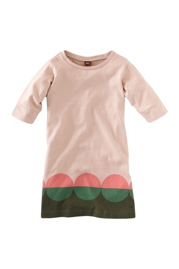 Tea Collection Adorable Dots Shift Dress