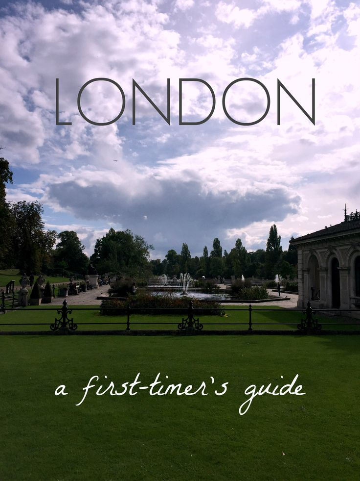 Sharing some tips and itinerary ideas for a first time visit to London, England - where to eat, sleep and see the sights in this amazing city!