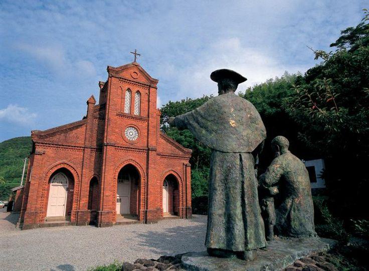 Dozaki Church, Goto Islands Goto Islands Monuments and memorials / Churches
