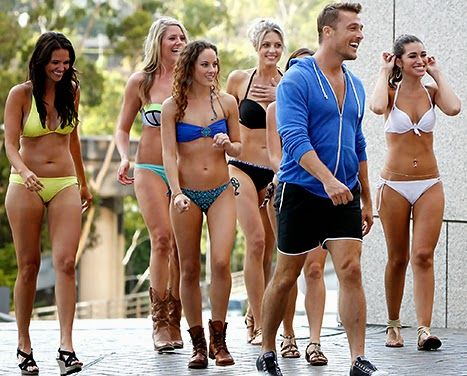 """The Bachelor, Season 19, Episode 2 """"Multiple Flings, Seeing Things and Belly Rings"""" http://bethanymyers.blogspot.ca/2015/01/the-bachelor-season-19-episode-2-flings.html"""