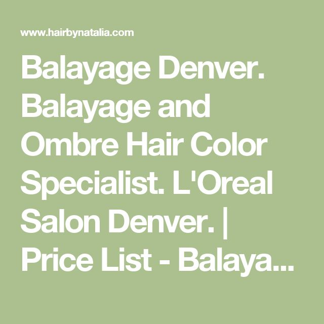 17 best ideas about balayage prices on pinterest behind for B blunt salon price list