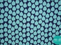Jersey, Birdy Drops, blau