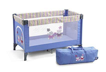 Chic 4 Baby 340 50 Reisebett Luxus Blau Babyzimmer Ideen
