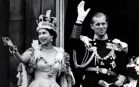 Queen's coronation- 1953