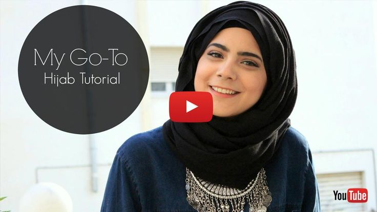 Do you feel like you are always wearing your hijab in the same style?  Try this super cute and easy style.