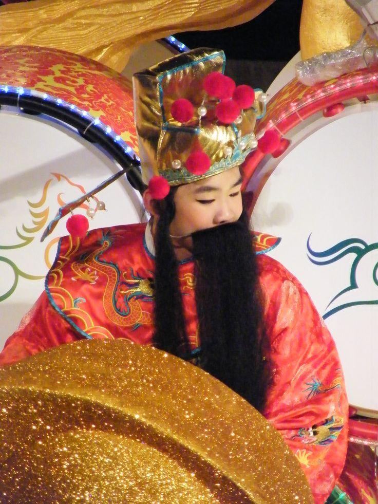 Chinese New Year celebrations / Hong Kong, China