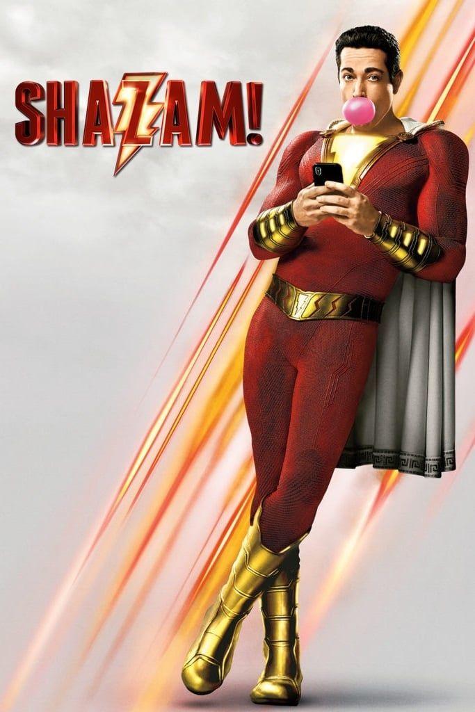 Shazam Pelicula Completa Movie Billybatson Fanart