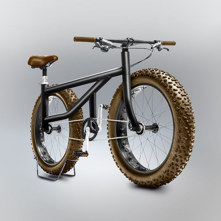 Gianluca Gimini LTD asks strangers to draw a bicycle from memory and then turned them into 3D renderings. The results are an incredibly entertaining look at design and human memory.: