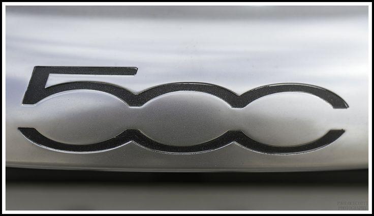 #Fiat500 #Logo http://www.palmanovaoutlet.it/en