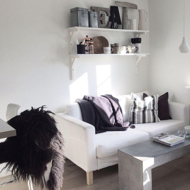 My cozy kitchen corner!
