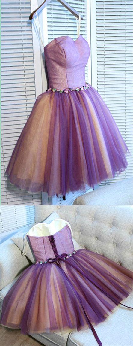Sweetheart Pretty Homecoming Dress,Short Prom Dresses,Cocktail Dress,Homecoming Dress,Graduation Dress,Party Dress,Short Homecoming Dress