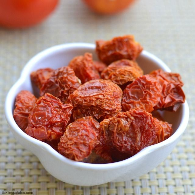 Homemade Sun Dried Tomatoes – How To Sun Dry Tomatoes at Home