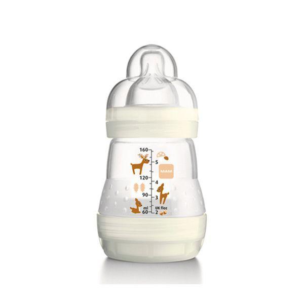 Mamadera anticólicos modelo unisex. 160 ml  http://www.babytuto.com/productos/lactancia-mamaderas-mamaderas-de-plastico,mamadera-anticolicos-modelo-unisex-160-ml,15647