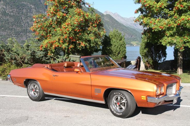 Finalist - 1971 Pontiac Lemans,455 sport convertible...1 of only ...