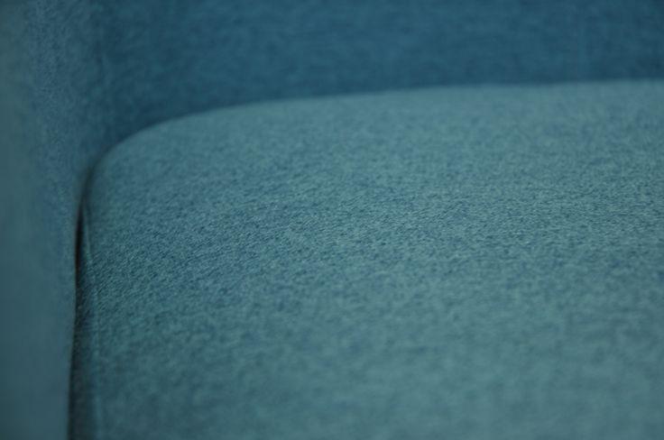 Malaga 17 jako obicie fotela - robi wrażenie :)  #armchair #upholstery #modernfabrics
