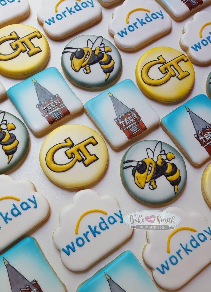 Tech graduation cookies Cookies by The BakeSmith