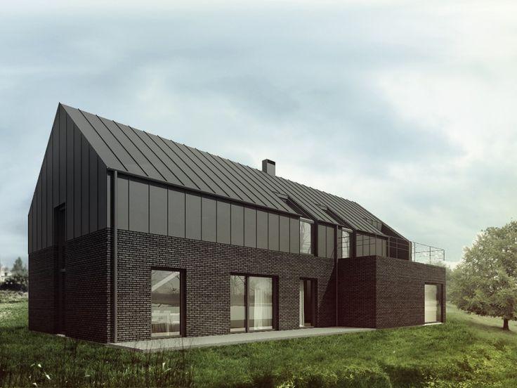 17 best images about metal buildings on pinterest pole for Extension maison zinc