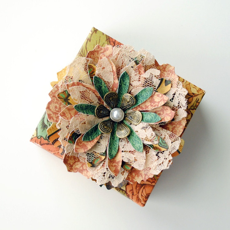 Decorated Gift Box 85 Best Origami Gift Box Images On Pinterest  Gift Boxes Wrap
