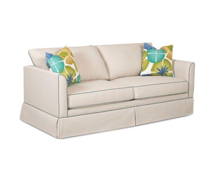 Klaussner Living Room Brannon Sofas K73000 S   Klaussner Home Furnishings    Asheboro, North Carolina