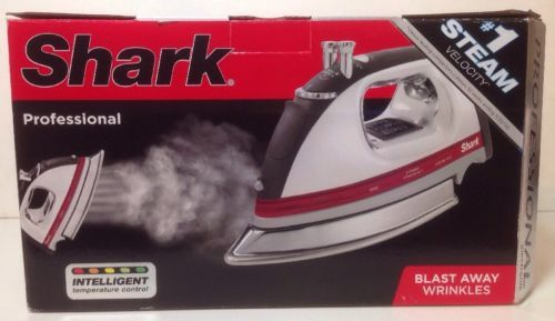 Irons 43513: Shark Gi435 Professional Xl Premium Garment Clothes Steamer Iron Stainless Steel -> BUY IT NOW ONLY: $89.99 on eBay!