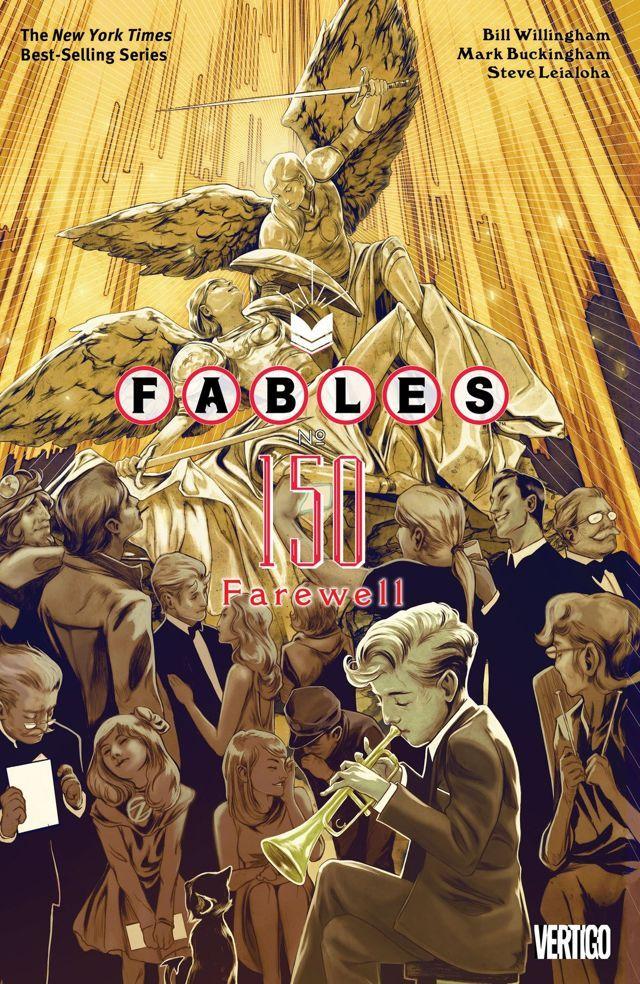 FABLES VOL. 22: FAREWELL | Vertigo Comics