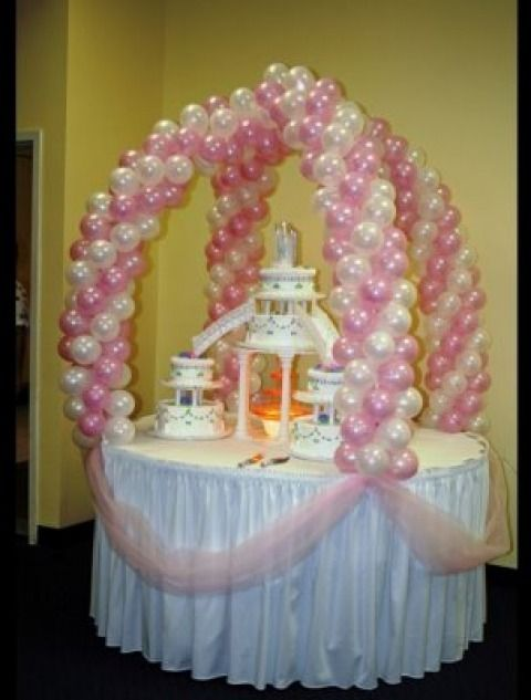 Easy Cake Decorating Ideas For Bridal Shower : 80 best images about bridal shower table decoration ideas ...