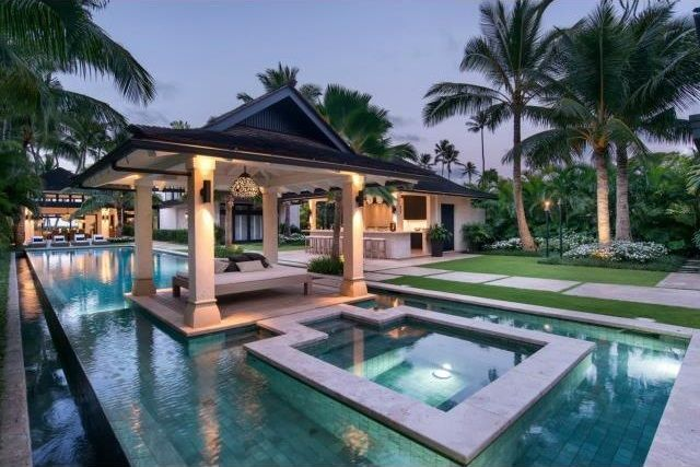 Extraordinary Kailua Estate - On The Market For $22.8 Million